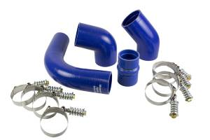 Intercoolers/Tubing - Intercooler Boots/Tubing - BD Power - BD Power Intercooler Hose & Clamp Kits, Chevy/ GMC (2001-04) Duramax LB7