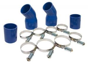 Intercoolers/Tubing - Intercooler Boots/Tubing - BD Power - BD Power Intercooler Hose/Clamp Kit, Dodge (2003-07) 5.9L Cummins