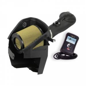 Performance Packages - Jeep Performance Packages - aFe - aFe Power SCORCHER Package, Ford (2011-12)  V8-6.7L Power Stroke