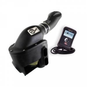 Performance Packages - aFe - aFe Power SCORCHER Package,  Ford (2011-12) V8-6.7L Power Stroke (SI Intake)