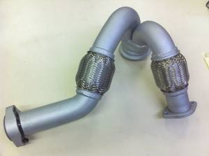 Rudy's Diesel Performance & Offroad - Rudy's Diesel Performance Up-Pipe Kit, Ford (2003-07) 6.0L Power Stroke