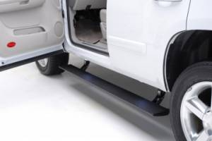 Nerf Bars & Steps - Powered Steps - AMP Research - AMP Research Power Step, Chevy/GMC/Cadillac (2007-12) Tahoe,Suburban, Avalance,Yukon,Yukon XL,Escalade  (Black)