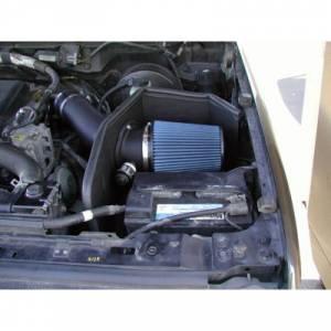 aFe - aFe Magnum FORCE Stage 2 Intake System PRO 5R, Ford (1994-97) V8-7.3L Power Stroke - Image 5