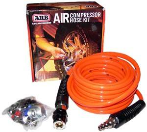 Air Compressors - Air Compressor Accessories - ARB - ARB Tire Pump Up Kit, Hose Fittings & Tire Chuck (PUKT)