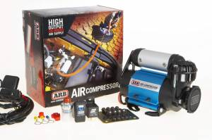 Air Compressors - Air Compressors - ARB - ARB Air Locker High Output Compressor