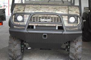 Brush Guards & Bumpers - ATV/UTV Heavy Duty Bumpers - Tough Country - Tough Country UTV Front Bumper, Kawasaki (2006-17) Mule 4010