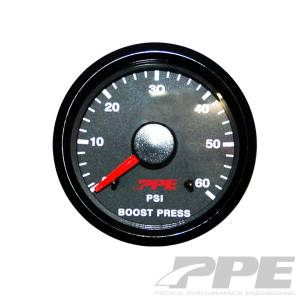 Pacific Performance Engineering - PPE Turbo Boost Pressure Gauge - Image 2