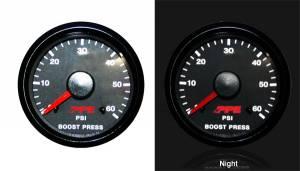 Pacific Performance Engineering - PPE Turbo Boost Pressure Gauge - Image 3
