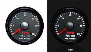 Pacific Performance Engineering - PPE Fuel Rail Pressure Gauge, Dodge (2003-06) 5.9L Cummins - Image 3