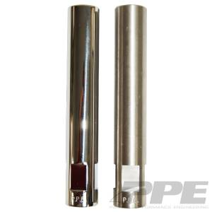 Pacific Performance Engineering - PPE Tie Rod Sleeves, Chevy/GMC (2009-10) Truck/SUV (Polished) - Image 2