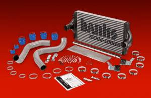 Intercoolers/Tubing - Intercoolers - Banks Power - Banks Power Techni-Cooler Intercooler Kit, Ford (1999.5-03) 7.3L Power Stroke
