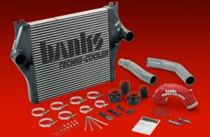 Intercoolers/Tubing - Intercoolers - Banks Power - Banks Power Techni-Cooler Intercooler Kit, Dodge (2006-07) 5.9L Cummins
