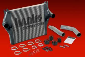 Intercoolers/Tubing - Intercoolers - Banks Power - Banks Power Techni-Cooler Intercooler Kit, Dodge (2007.5-08) 6.7L Cummins