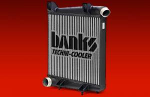 Banks Power - Banks Power Techni-Cooler Intercooler Kit, Ford (2008-10) 6.4L Power Stroke