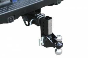 "Inventive Products - Inventive Products XD Workman 6"" Hitch Kit for Standard 2"" x 2"" Receivers"