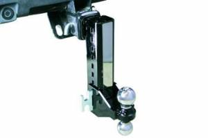 "2"" Hitches - Hitch Kits - Inventive Products - Inventive Products XD Workman, 10"" Hitch Kit for Standard 2"" x 2"" Receivers"