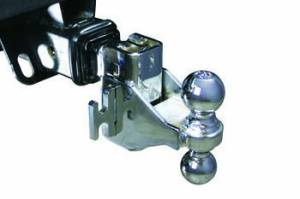 "Inventive Products - Inventive Products XD Sportsman 3"" Hitch Kit for Standard 2"" x 2"" Receivers"