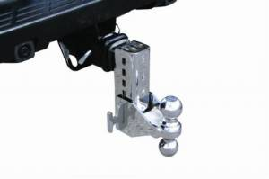 "2"" Hitches - Hitch Kits - Inventive Products - Inventive Products XD Sportsman 6"" Hitch Kit"