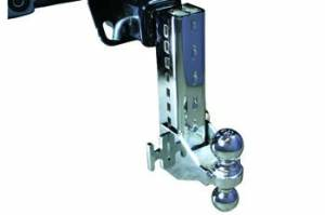 "Inventive Products - Inventive Products XD Sportsman, 10"" Hitch Kit for Standard 2"" x 2"" Receivers"