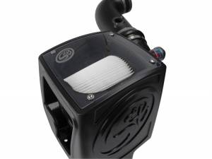S&B - S&B Air Intake Kit, Chevy/GMC (2011-12) 6.6L LML Duramax, Dry Filter