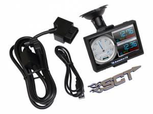 Gauges - Digital Screen Gauges - SCT - SCT Livewire TS, Ford