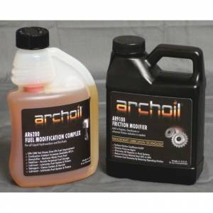 Additives & Fluids - Oil Treatment Additives - Archoil - Archoil Maintenance Kit 1 (16oz AR9100 oil treatment & 8oz AR6200 fuel treatment)