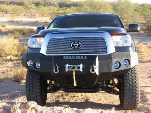 Iron Bull Bumpers - Iron Bull Front Bumper, Toyota (2007-13) Tundra & (07-14) Sequoia - Image 2