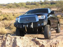 Iron Bull Bumpers - Iron Bull Front Bumper, Toyota (2007-13) Tundra & (07-14) Sequoia - Image 4