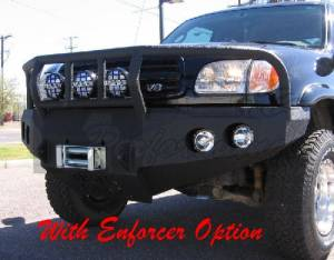 Iron Bull Bumpers - Iron Bull Front Bumper, Toyota (2007-13) Tundra & (07-14) Sequoia - Image 7
