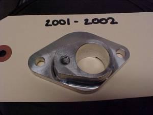Scheid Diesel - Scheid Diesel Cam Sensor Relocation Bracket, Dodge (2001-02) 24V Cummins with P7100