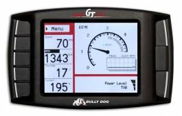 Electronic Performance/ Tuners - Street Application Performance - Bully Dog - Bully Dog Triple Dog GT Gas Gauge/Tuner
