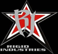 Rigid Industries - Rigid Industries Pod, D-Series Pair, Spot, Midnight Edition
