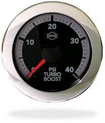 "2-1/16"" Gauges - Isspro EV2 Factory Match Dodge 4th Gen - Isspro - Isspro EV2 Series Factory Match Dodge 4th Gen, Boost Pressure (0-40psi)"