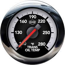 Isspro - Isspro EV2 Series Factory Match Dodge 4th Gen, Transmission Temperature (100-280*)