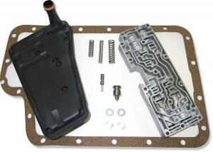 BD Power - BD Power Accumulator Valve Body, Ford (1995-03)  E40D and 4R100, 2wd