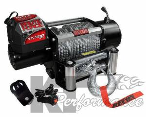 Winches - Electric Winches - Recon - Recon Brute Force Series Winch, 17,500lb