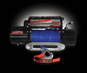 Winches - Electric Winches - Recon - Recon Pro Performance Series Winch, 10,500lb (Waterproof)