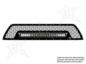 Rigid Industries - Rigid Industries LED Grille, Toyota (2010-13) 4-Runner Upper - Image 2