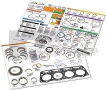 Ford Genuine Parts - Ford Motorcraft Overhaul Kit, Ford (1994-03) 7.3L Power Stroke, 0.03 Over Sized Pistons - Image 3