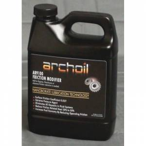 Gear Oil - Gear Oil Treatment Additives - Archoil - Archoil AR9100, Friction Modifier Oil Additive, 128oz (1 Gallon)