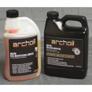 Additives & Fluids - Fuel Treatment Additives - Archoil - Archoil Maintenance Kit 3 (32oz AR9100 oil treatment & 16oz AR6200 fuel treatment)