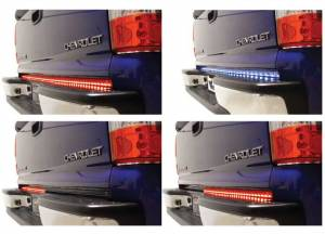 Rampage - Rampage 60 LED Light Bar w/ reverse