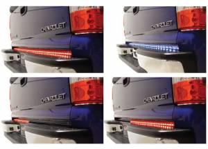 Rampage - Rampage 60 LED Light Bar w/ reverse