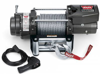 Exterior Accessories - Winches - Electric Winches