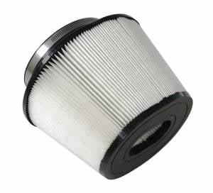 Air Filters - Aftermarket Style Replacement/Universal Air Filter - S&B - S&B Replacement Air Filter (for Ford 6.4L Intake with oval flange) Disposable, Dry Media