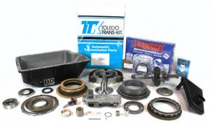 Transmission - Transmission Rebuild Kits - BD Power - BD Diesel Build-It Transmission Kit, Ford (1999-03) 7.3L Power Stroke 4R100, Stage 4
