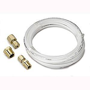 Gauge Parts - Boost Pressure Kits/Parts - Autometer - Auto Meter Mechanical Pressure Gauge Hose & Tubing Kit, 10'