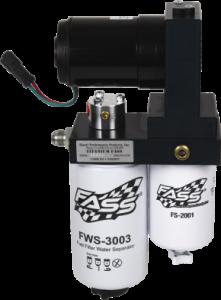 Fuel Pump Systems - Fuel Pumps With Filters - FASS Diesel Fuel Systems - FASS Titanium Series Fuel System, Dodge (1998.5-04) 5.9L Cummins (w/ in-tank fuel lift pump),220gph (900-1,200hp)
