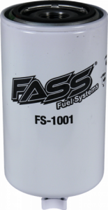 FASS Diesel Fuel Systems - FASS HD & Titanium Series Replacement Fuel Filters, Water Separator (for grey model)