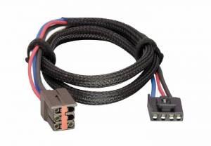 Tekonsha - Tekonsha Brake Controller Harness, Ford (3035-P)